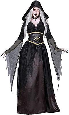 TTWL M-XL Disfraz De Bruja Malvada De Halloween Disfraz Disfraz De ...
