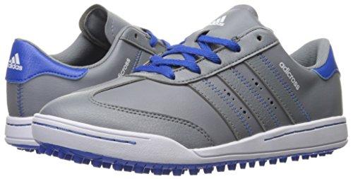 Pictures of adidas Jr Adicross V Grey/B Skate F33533 Grey 4