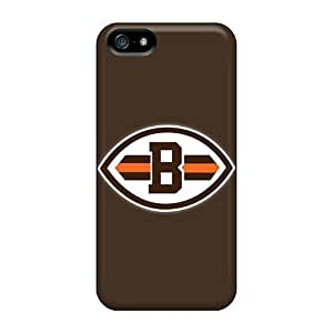 Awesome Case Cover/iphone 5/5s Defender Case Cover(cleveland Browns 9) by icecream design