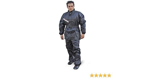 Traje impermeable combinado para lluvia, traje para moto: Amazon ...
