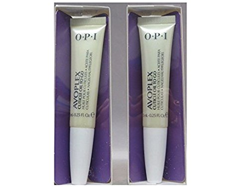 Avoplex Cuticle Oil To Go Nail Pen Brush .25oz/7.5ml 2ct
