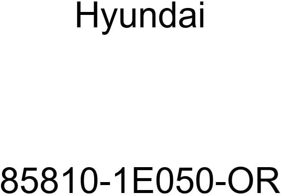 Left Front Genuine Hyundai 85810-33610-EH Pillar Trim Assembly