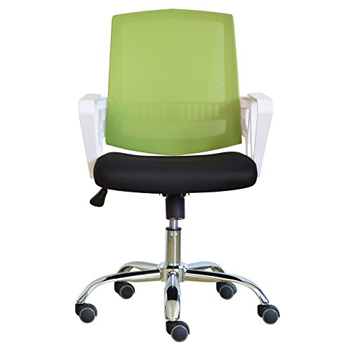 Porthos Home Torque Office Chair, Green