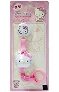 Amazon.com : NUK Hello Kitty Puller Pacifier, 6-18 Months : Baby ...