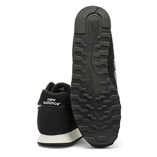 Balance Para white Negro 373 Mujer Zapatillas New Bbl eggplant v4wpdq4c