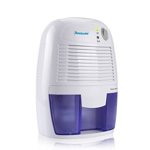 Great Powilling Portable Compact Dehumidifier With 500ml Water Tank U2013 For Kitchen,  Wardrobe, Storage Rooms