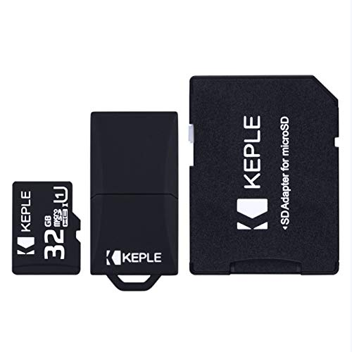 32GB microSD Memory Card by Keple | Micro SD Class 10 for Nokia Lumia 310, 500, 501, 502, 503, 515, 520, 525, 620, 625, 638, 720, 730, 735, 810, 822, - Sd Card Nokia 1320 Lumia
