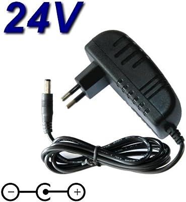 Top cargador® Adaptador alimentación cargador 24 V para robot ...