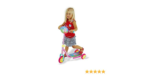 Peppa Pig - 3 Wheels Scooter (Amijoc 0878)