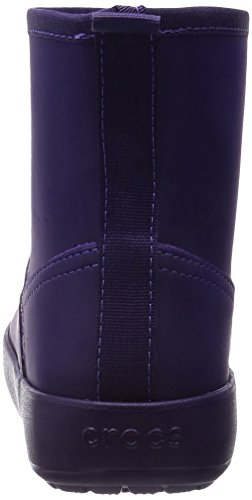Royal Purple Purple Boots Women's ColorLite Royal Crocs Purple wxgUBxq