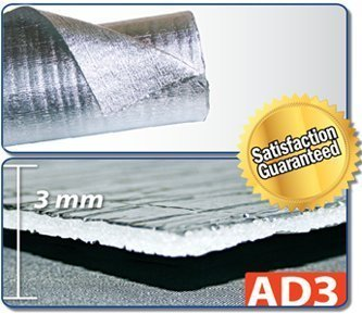 reflective insulation shield
