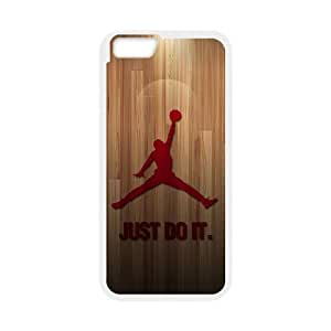 iPhone 6 4.7 Inch Custom Cell PhoneCase Michael Jordan Case Cover WWFF34710