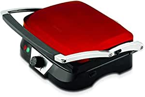 Kenwood owHG365 Healthe Grill 1500W - Red