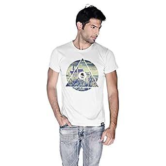 Creo Germany T-Shirt For Men - M, White