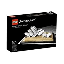 Lego architecture Sydney Opera House 21012 / LEGO Architecture Sydney Opera House [parallel import]