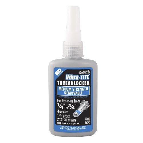 Vibra TITE Strength Removable Anaerobic Threadlocker product image