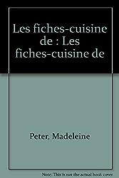 Les fiches-cuisine de Elle : Poissons et crustaces