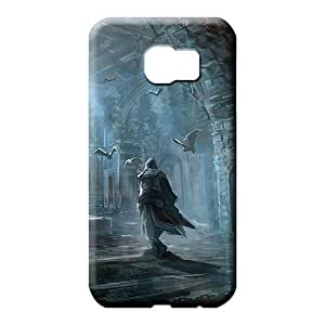 samsung galaxy s6 edge First-class Snap For phone Protector Cases cell phone case assassins creed iii