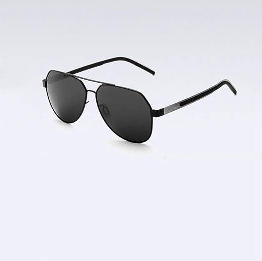 Defect - Gafas de Sol polarizadas para Hombre, Ligeras, de Acero ...