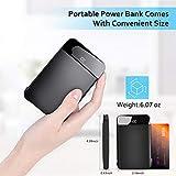 Portable Charger, 9000mAh Power Bank Portable