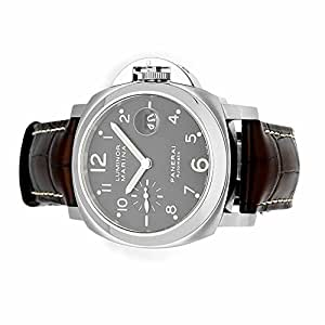 Panerai Luminor Marina automatic-self-wind mens Watch PAM 164 (Certified Pre-owned)
