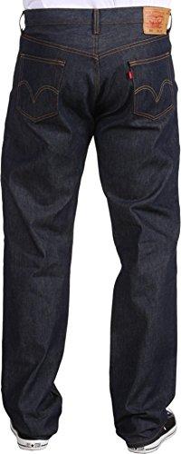 (Levi's¿ Big & Tall Men's Big & Tall 501¿ Original Shrink-to-Fit Jeans Rigid Shrink to Fit 46 29)