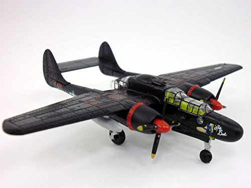 Northrop P-61 Black Widow 1/144 Scale Scale Diecast Model 1 144 Scale Airplanes