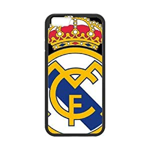 iphone6 4.7 inch Phone Cases Black Real Madrid EWD888808