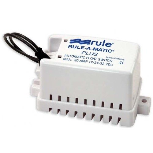 AMRR-RUL-40A * Rule-A-Matic Plus Automatic Bilge Pump Float Switch Rule A-matic Plus Switch