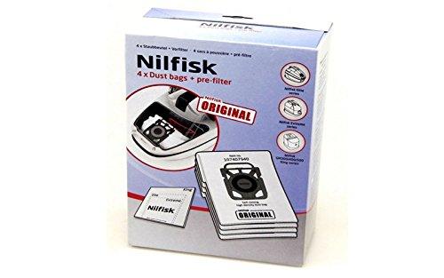 Nilfisk Advance - Bolsa de 4 bolsas con prefiltro ...