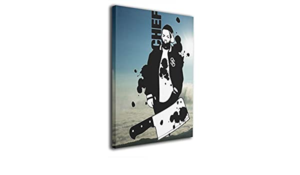 Amazon.com: PSnsnX Contemporary Wu Tang Clan -Photo Paintings Canvas Wall Art Prints Decorative Giclee Artwork Wall Decor-Wood Frame Gallery Stretched ...