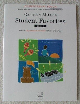 Student Favorites, Book 3 pdf