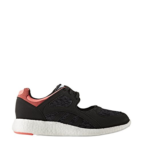 Adidas Originals Vrouwen Originelen Eqt Racen 91 Trainers Us8 Zwart