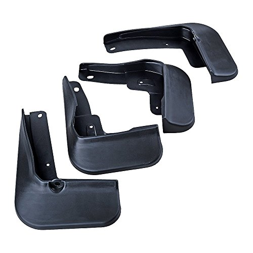 Discount Astra Depot 4PCS Front Rear Mud Flap Splash Guard Mudguards for Toyota Camry 2018 (Mixed Type) free shipping