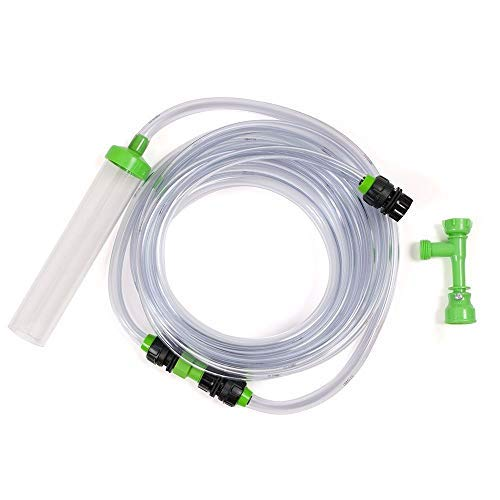 B000255NXM Python No Spill Clean and Fill Aquarium Maintenance System 41ahwi0jxbL