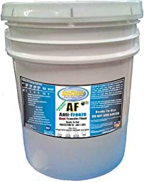 IceClear AF 5 Gallon - Inhibited Glycerin Antifreeze, Heat Transfer Fluid