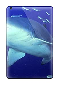 sandra hedges Stern's Shop New Style Tough Ipad Case Cover/ Case For Ipad Mini 2(predator Sand Tiger Shark)