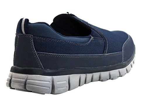 A&H Footwear Herren Sneaker Navy