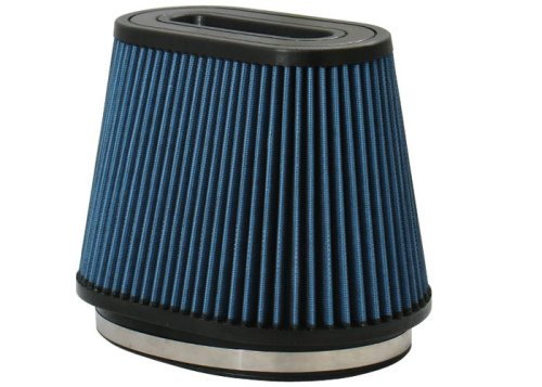 Injen Technology X-1023-BB 8.5 AMSOIL Ea Nano-Fiber Black and Blue Air Filter