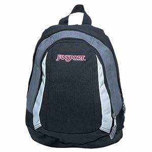 Jansport Mini Trinity III Back Pack Black/Cement/Chrome/Black ...