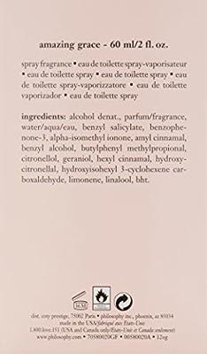Philosophy Amazing Grace by Philosophy Eau De Toilette for Women