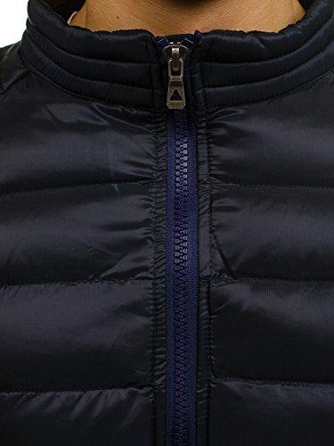 Uomini Degli Casuale Leggero Mix 4d4 Blue Classico Giacca Marina 1009 Di Transizione Bolf YCXqwxnF0n