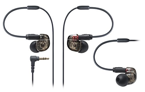 Audio-Technica ATH-IM01 In-ear Black