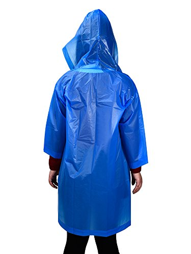 Mudder Children Raincoat Portable Sleeves