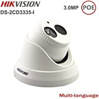 Hikvision PoE IP Camera DS-2CD3335-I 3.0MP Outdoor Network Mini Dome Camera