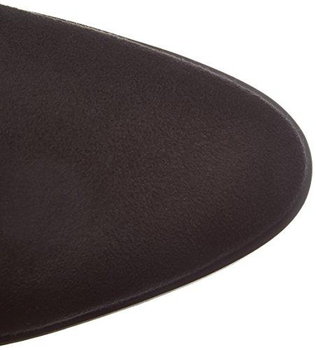Jb Martin Encre H17, Stivali Donna Noir (T Suede Stretch/Bloque Noir)