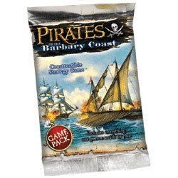 WizKids Pirates of the Barbary Coast Booster Pack