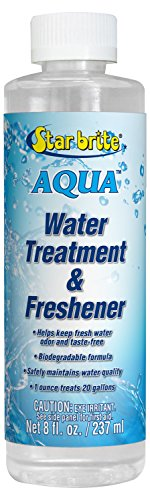 Star Brite 097008 Aqua Water Treatment and Freshener - 8oz