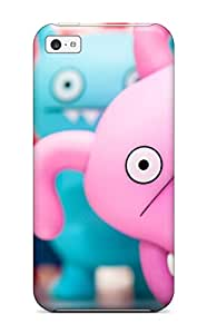 Durable Protector Case Cover With Cutes Hot Design For Iphone 5c