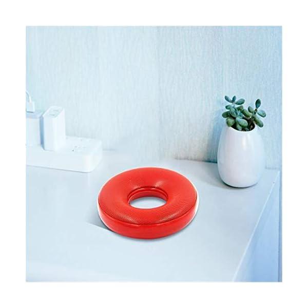 Haut-Parleur Bluetooth Portable Voyage extérieur étanche sans filHaut-Parleur Bluetooth stéréo Real Sound Rouge 175mmx175mmx37mm 4